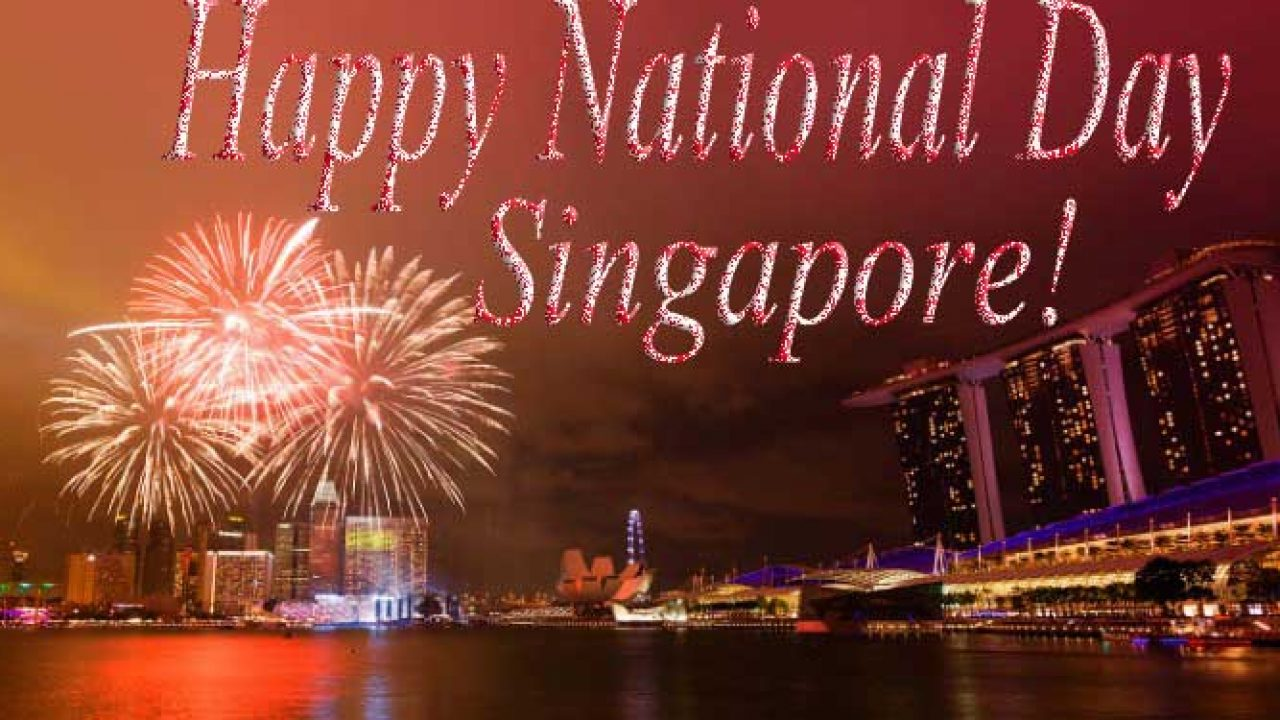 54th National Day of Singapore 2019 - Happy Singapore