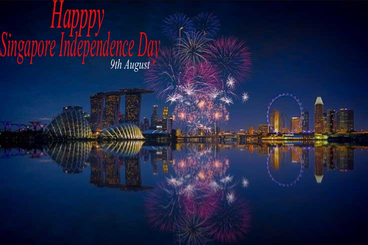 Happy Singapore Independence Day Pictures, Images, Wallpaper, Pic & Photo