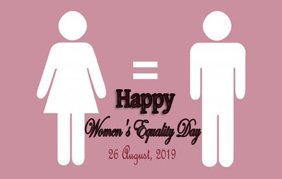 Happy Women's Equality Day 2019