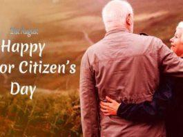 Happy World Senior Citizens Day 2019