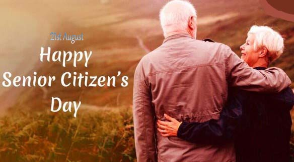 Happy World Senior Citizens Day 2019