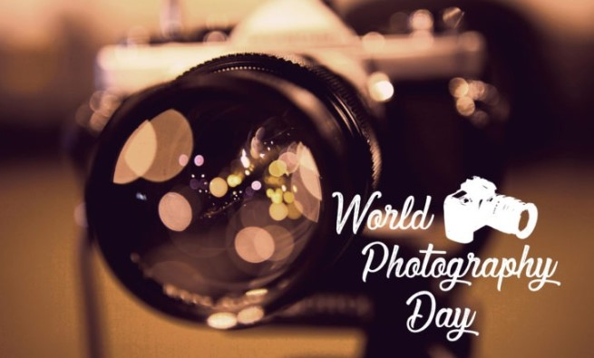 Happy world photography day 2019