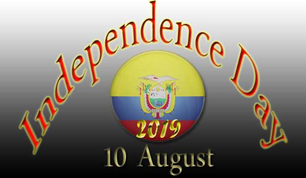 Independence Day of Ecuador  2019 Images, pictures, Wallpaper HD