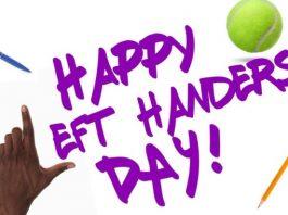Left handers Day 2021