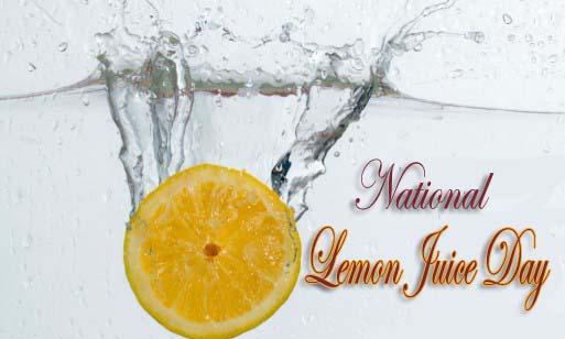 Lemon Juice Day