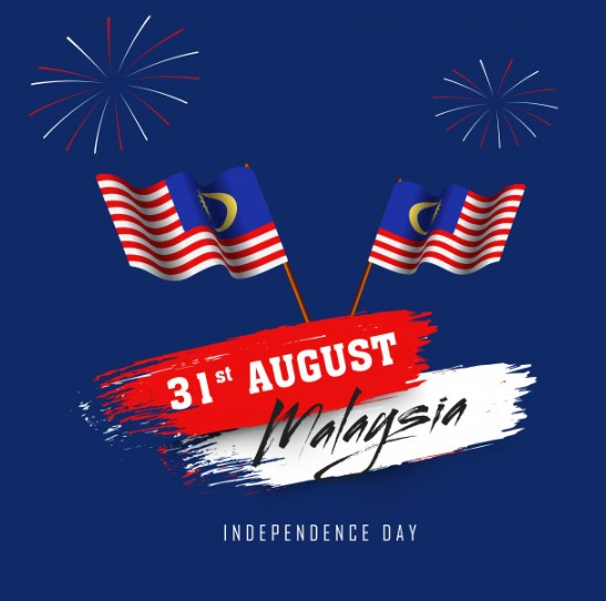 Malaysia Independence Day 2019 Greetings Card Free Download