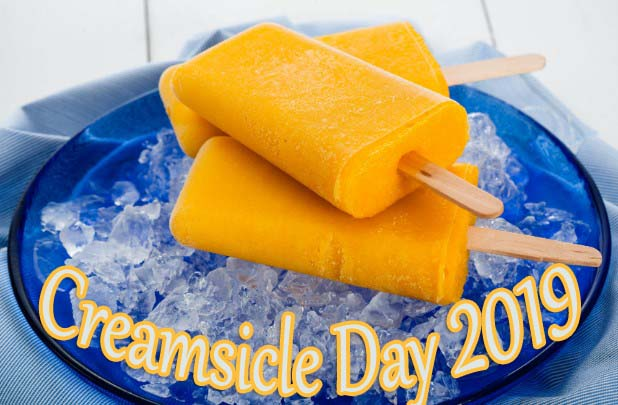 National Creamsicle Day 2019