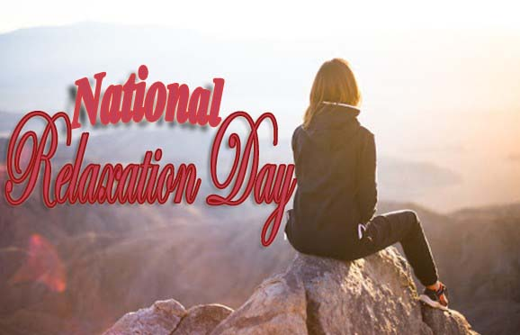 National Relaxation Day Images