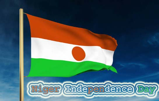 Niger Independence Day Images in Niger National Flag