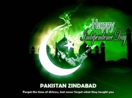 Pakistan Independence Day Pic
