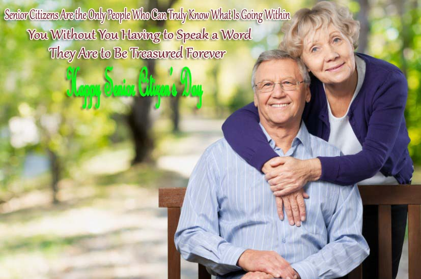 Senior Citizen Day 2019 Wishes, Messages, Quotes, SMS, Greetings & Text