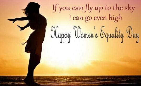 Women's Equality Day 2019 Greetings Card
