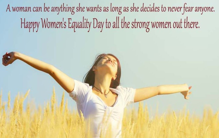 Women's Equality Day 2019 Messages