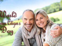 World Senior Citizens Day 2019