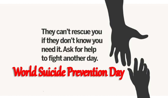 Best World Suicide Prevention Day Quotes 2019