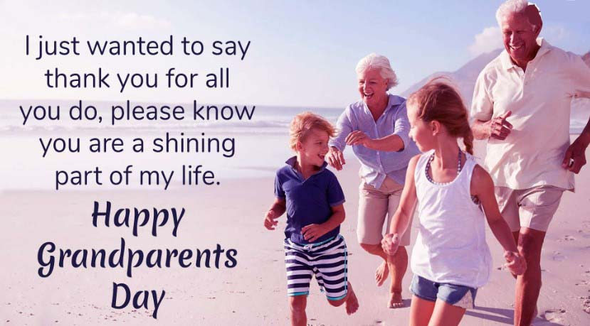 Grandparents Day 2019 Wishes, Messages, Quotes, Greetings, Text, SMS, Saying, Status, Images