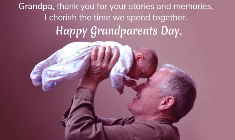 Happy Grandparents Day 2019 Wishes, Messages, Quotes, Greetings, Text, SMS, Saying, Status, Pictures
