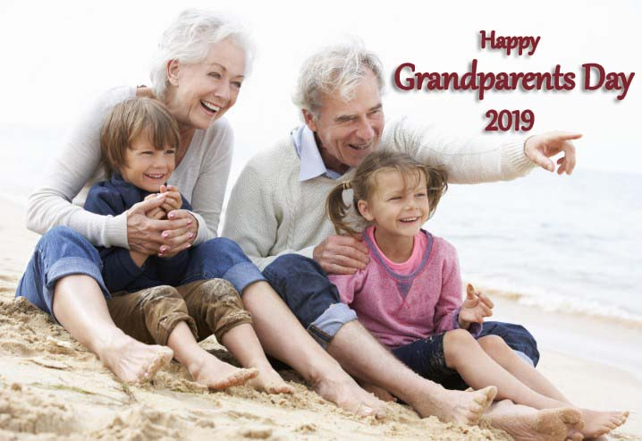 Happy Grandparents Day - National Grandparents Day 2019