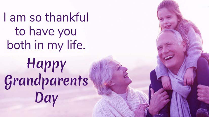 Happy National Grandparents Day Wishes, Messages, Quotes, Greetings, Text, SMS, Saying, Status, Pic, Wallpaper HD