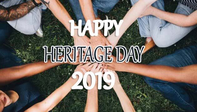 Heritage Day 2019 in South Africa (Tuesday, September 24)
