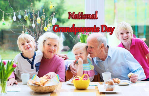 National Grandparents Day 2019 Images