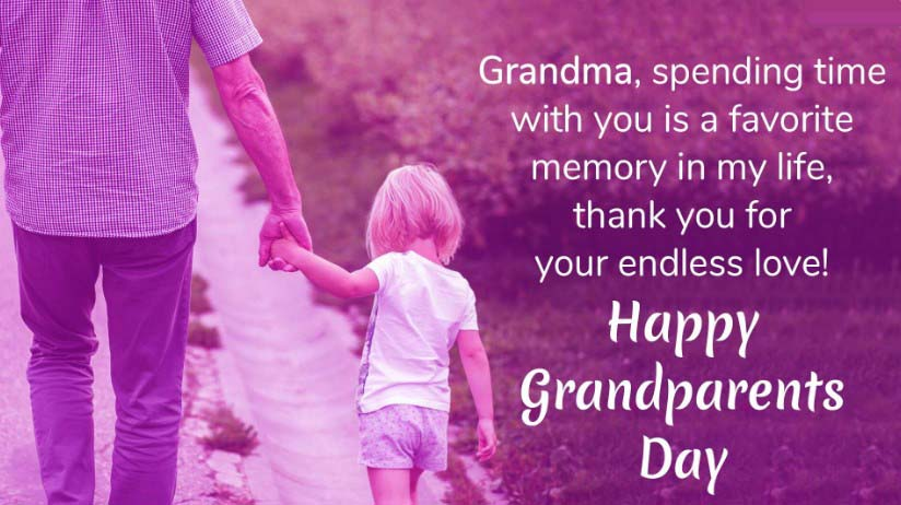 National Grandparents Day 2019 Wishes, Messages, Quotes, Greetings, Text, SMS, Saying, Status, Photos