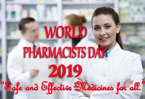 Pharmacists Day - Happy World Pharmacists Day 2019