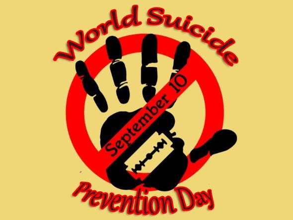 World Suicide Prevention Day 2019 Logo