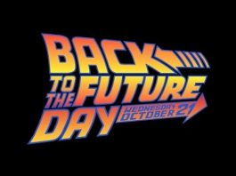 Back to the Future Day 2019