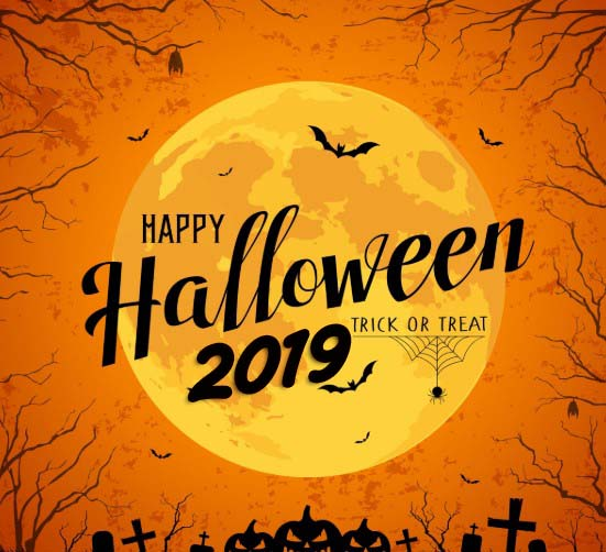 Halloween 2019 Messages, Images & Status