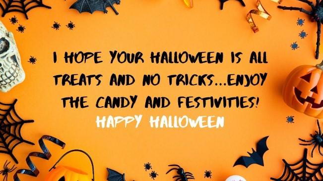 Happy Halloween 2019 Wishes, Messages, Greetings
