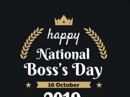 National Boss's Day 2019