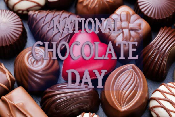 National Chocolate Day 2019