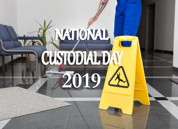 National Custodian Day 2019