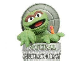 National Grouch Day 2019