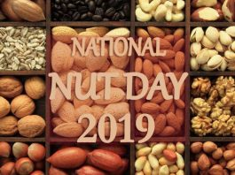 National Nut Day 2019