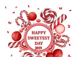 Sweetest Day 2019 - 19th October Happy Sweetest Day 2019