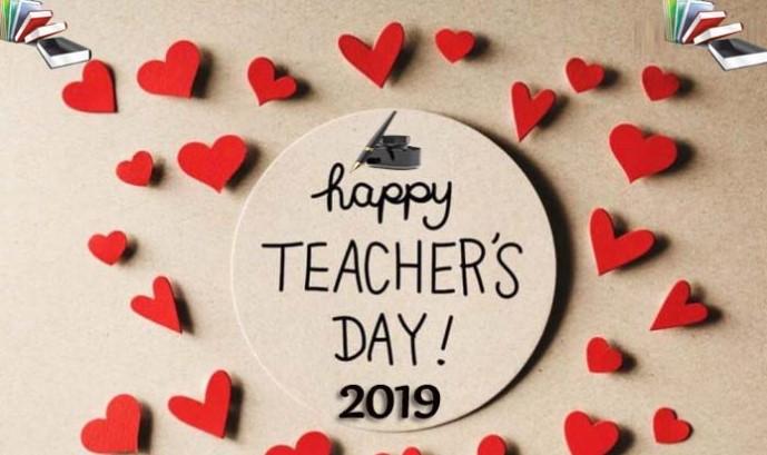 Teachers Day – 5th October Happy Teacher's Day 2019