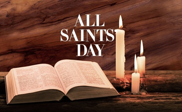 All Saints Day – 1st November Happy All Saints' Day 2019