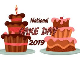 Cake Day – Happy National Cake Day 2019