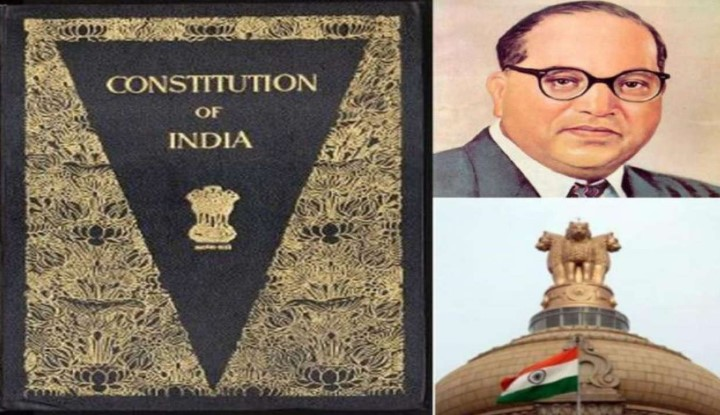 Constitution Day - 70th Happy Constitution Day in India (26th November) - Samvidhan Divas 2019