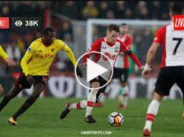 [LIVE] Southampton vs Watford 2019