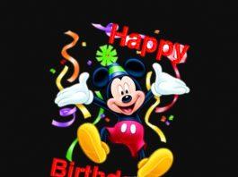 Mickey Mouse Birthday – 91st Happy Mickey Mouse's Birthday 2019