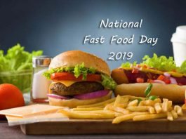 National Fast Food Day 2019