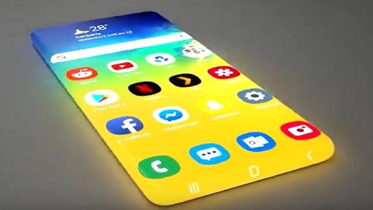 Samsung Galaxy Zero 2020 or Galaxy S12