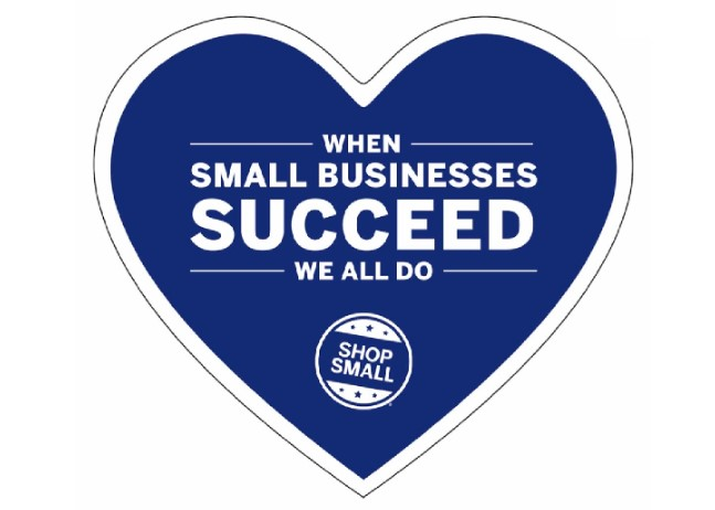 Small Business Saturday 2019 .