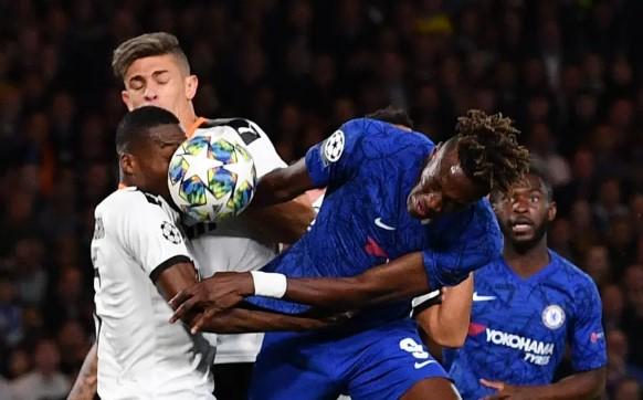 Valencia vs Chelsea 2019