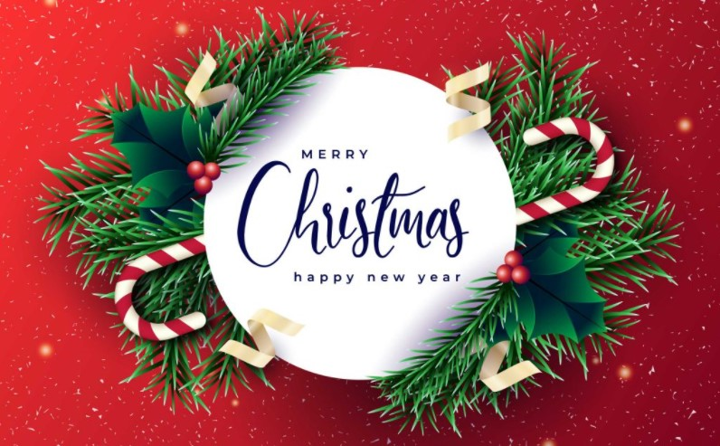 Christmas Day - Happy Merry Christmas Day