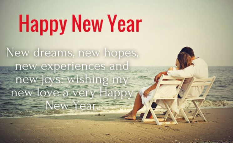 Happy New Year 2020 Wishes,Messages for BF, GF, Wife, Husband, Lover