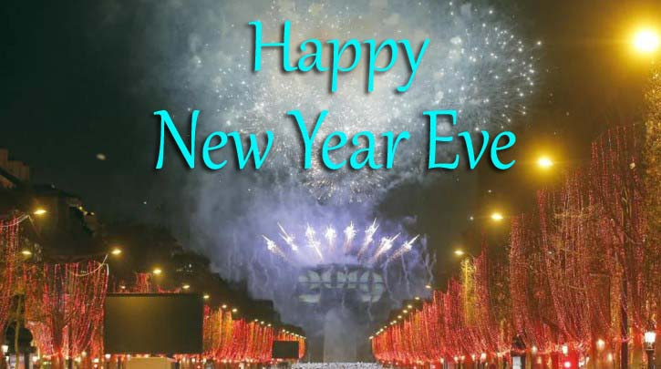 Happy New Year Eve 2019 Pic